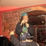 The Barhemian performing at Agenda lounge , 2/22/13