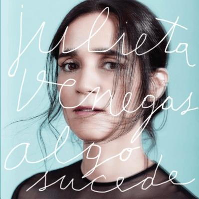 """Julieta Venegas """"Algo Sucede"""""""