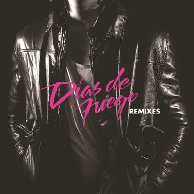 """Odisseo """"Días de Fuego (Remixes) - EP"""""""