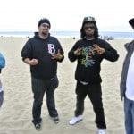 DJ White Tee, StrongArm, The Barhemian, Steezak