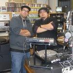 StrongArm & Vex One in the studio