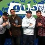 Dirtbag Dan, StrongArm, Luicidal & Skylar G