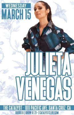 Julieta Venegas 3 15 17