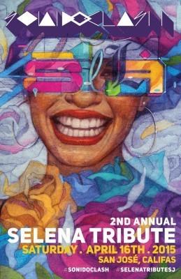 Sonido Clash Presenta: Selena 2nd Annual Tribute