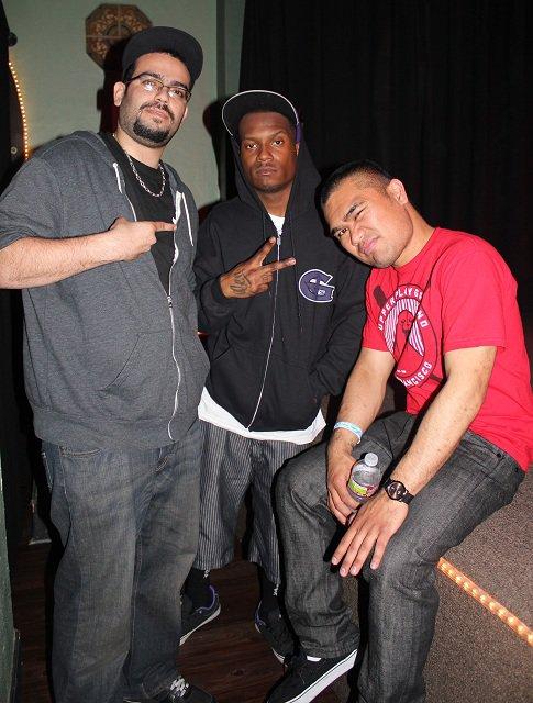 StrongArm, Fashawn & DJ F Plus
