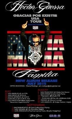 Hector Guerra- Gracias por Existir USA Tour