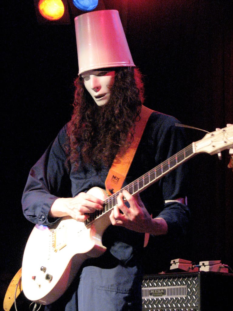 Buckethead At Hardly Strictly Bluegrass