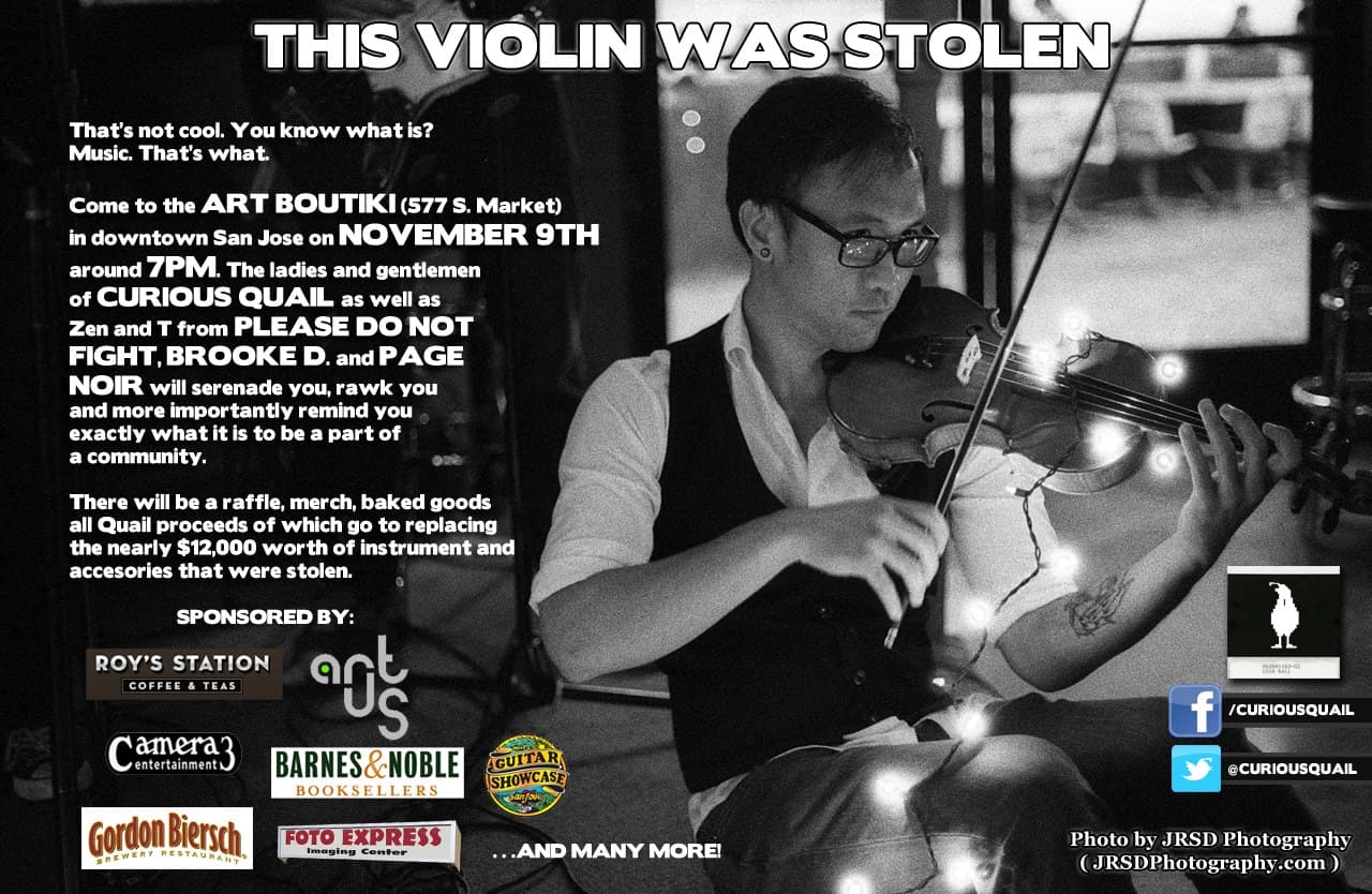 violinfundraiser