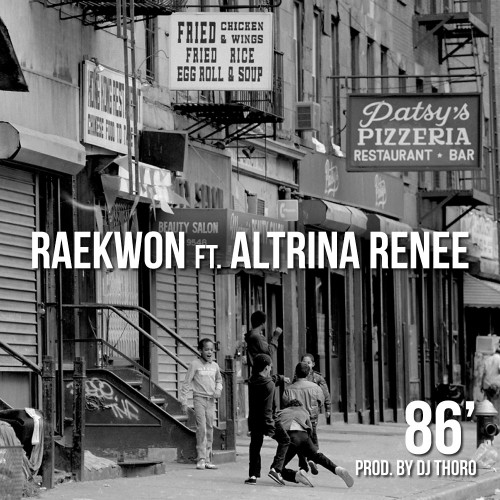"Raekwon Tops KSJS Urban Charts With The DJ Thoro Produced Cut, ""86"" Featuring Altrina Renee."