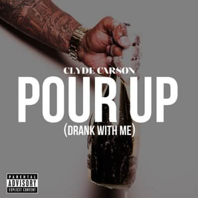 clyde carson pour up