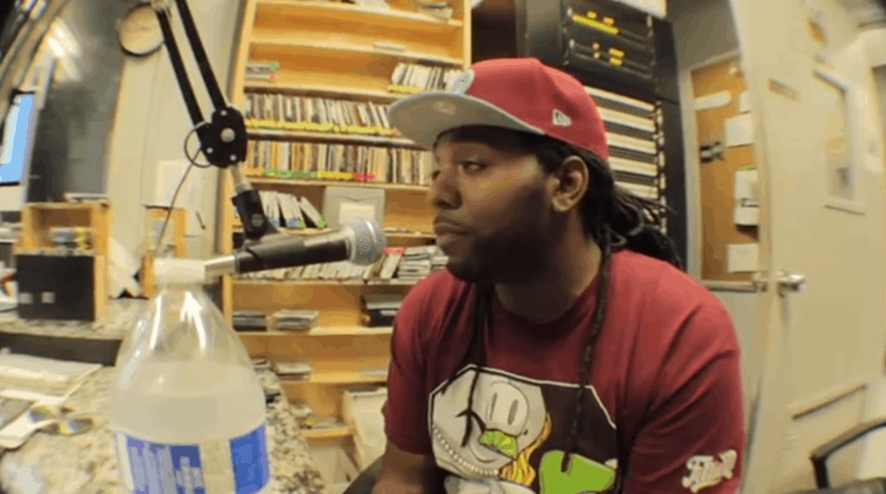 "(NEW INTERVIEW) @Traxamillion Stops By @TheBarhemian 's Show ""Stop, Drop & Roll Show"""