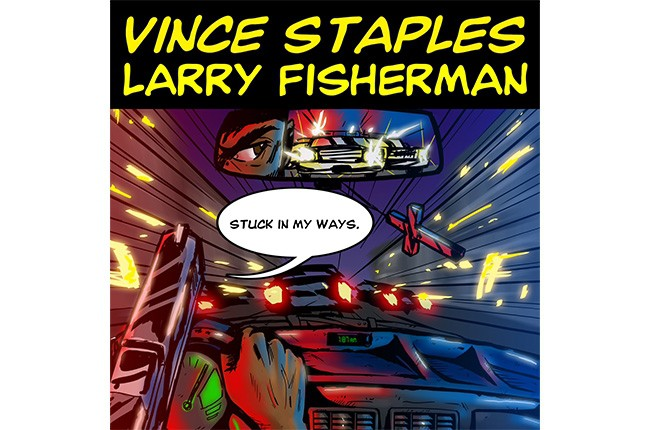 "90.5FM KSJS Urban Rotation, @VinceStaples Hits #1 With ""Stuck In My Ways"", @VicMensa At #2 With ""Hollywood LA"""