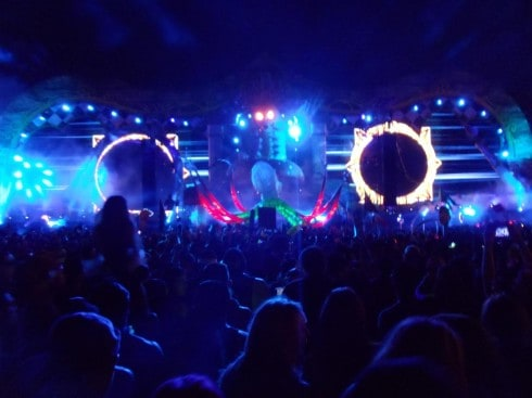 Beyond Wonderland-Crowd