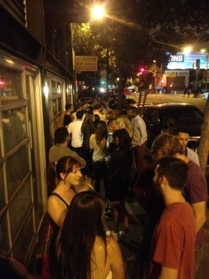 Block Party After Party Crowd Pic