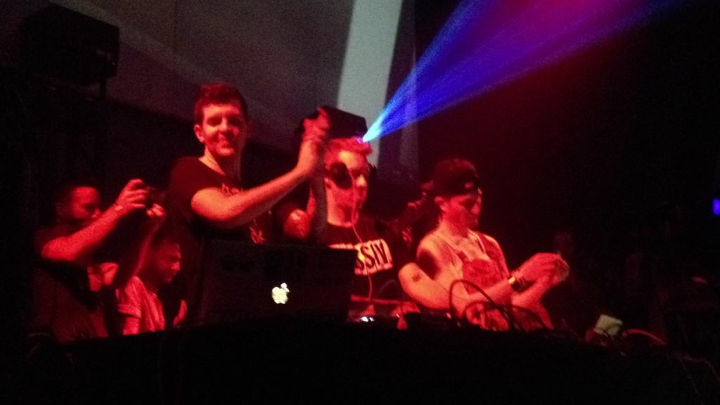 Block Party After Party Dillion Francis