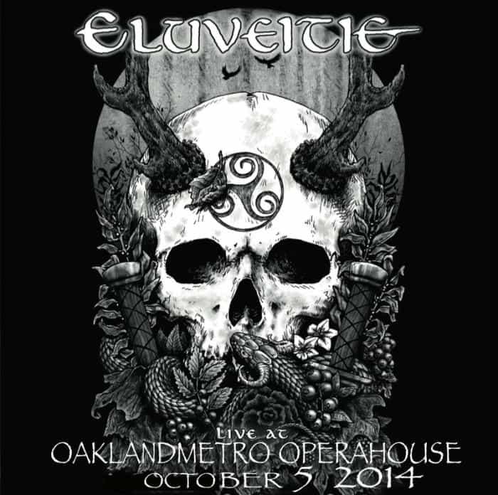 Eluveitie At The Oakland Metro Operahouse