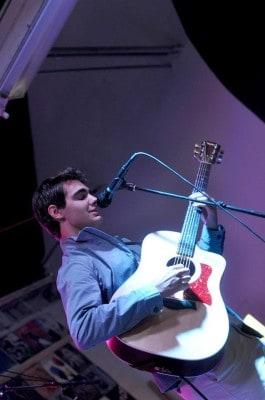 Mitchell Lujan-Guitar