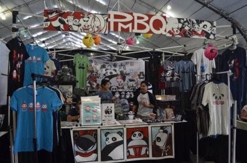 Raman Fest- Booth 3