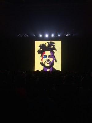 The Weeknd-Headshot