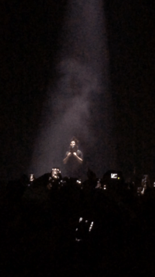 The Weeknd-In Person