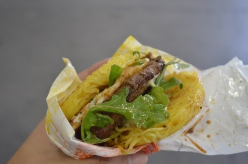 raman Fest- Raman Burger