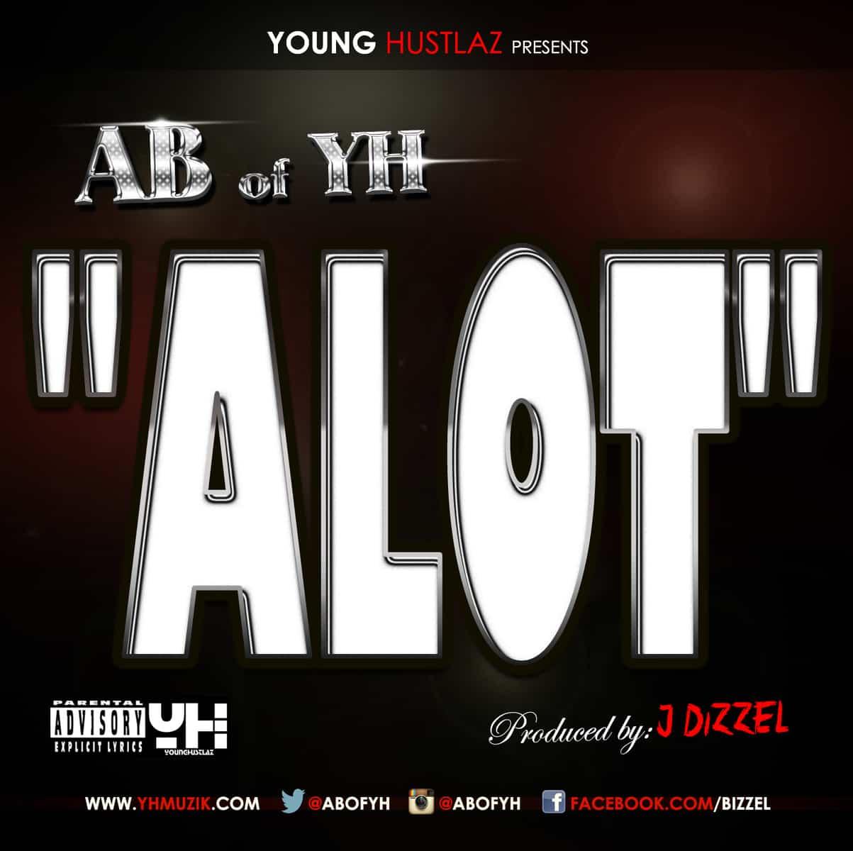"@ABOfYH Hits #1 On KSJS Urban Top 40 With ""A Lot"""