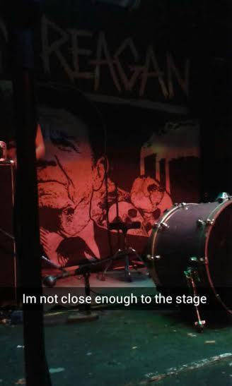 Collin Haworth- Band pic