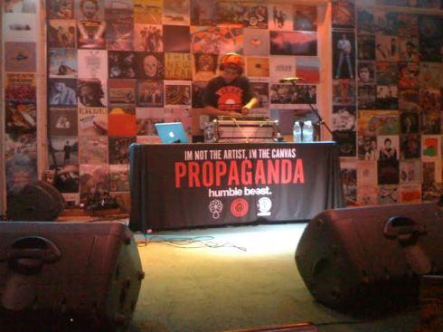 Essence Sellers- Propaganda 3