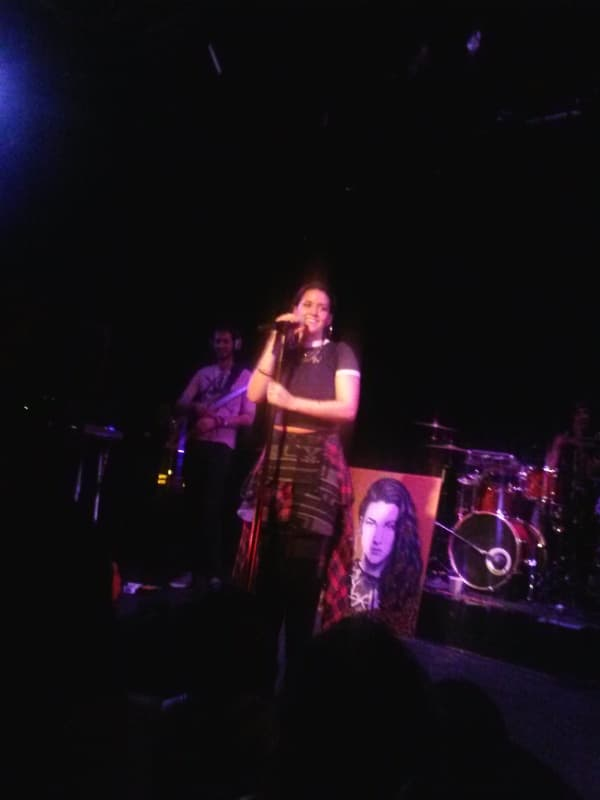 Kat Dahlia @ The Catalyst On 12/10/14
