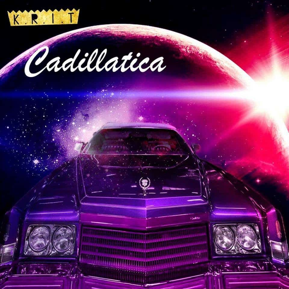 "Big K.R.I.T. Hits #1 On @KSJS FM Urban W/ @DJDAHI & @DJKHALIL Produced ""Cadillactica"""