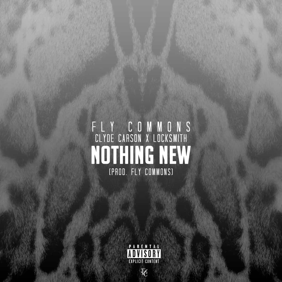 "@FlyCommons @ClydeCarson & @Dalocksmith Hit #1 On KSJS Urban Charts W/ ""Nothing New"""