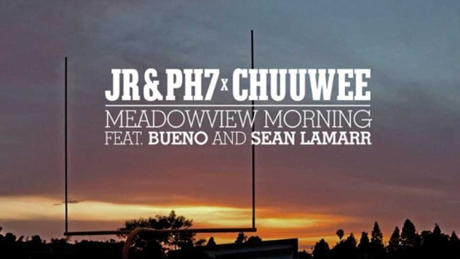 "@JRandPh7 X @El_Ch3z Hit #1 On Urban Charts With ""Meadowview Morning"" Ft. Bueno & Sean LaMarr"