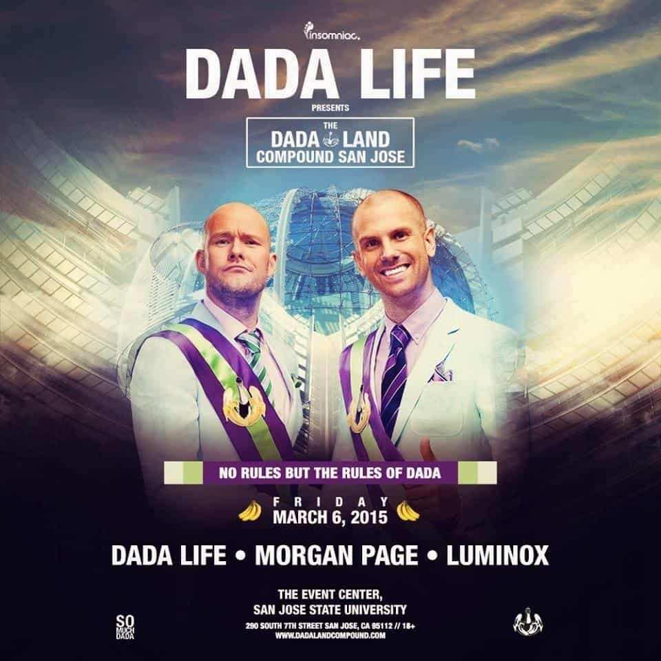 Sjsu Dada Life