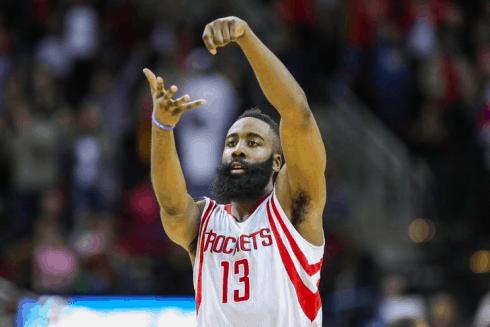 James Harden - Houston Rockets