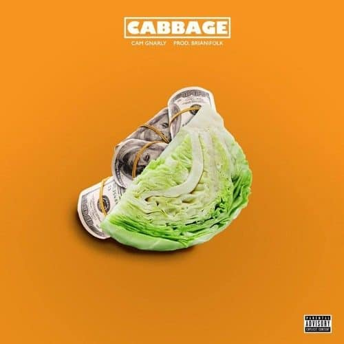 """@CamGnarly Hits #1 On Urban Charts With """"Cabbage"""" Prod. @Brainfolk"""