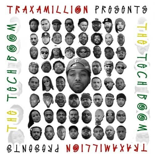 "@Traxamillion @BlessYaSoul @ZIDouble408 & #Waymond Hit #1 With ""Ain't No Love"""