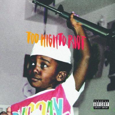 Bas – Too High To Riot Album Cover