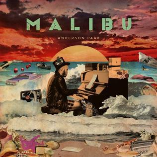 Anderson.paak – Malibu Album Cover