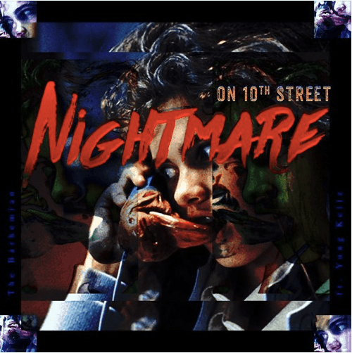 "Our Very Own @TheBarhemian Hits #1 With ""Nightmare On 10th St."" Feat. @KellenisRAW"