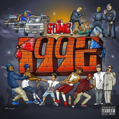 The Game 1992 Album Cover