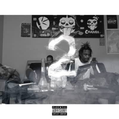 Chuuwee &Amp; Trizz – Amerikka's Most Blunted 2 Album Cover