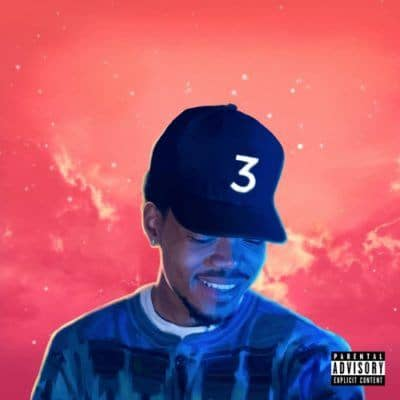 Chance The Rapper – Coloring Book Album Cover