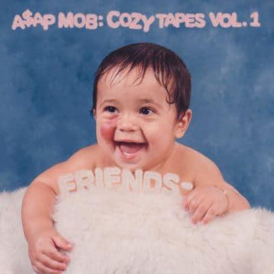 A$Ap Mob – Cozy Tapes Vol. 1 Album Cover