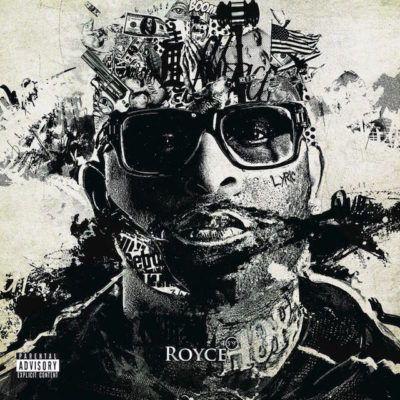 Royce Da 5'9 – Layers Album Cover
