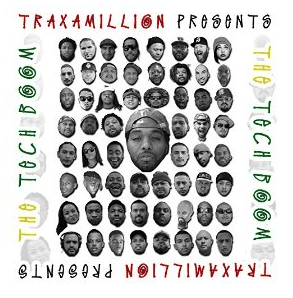 Traxamillion – The Tech Boom Album Cover