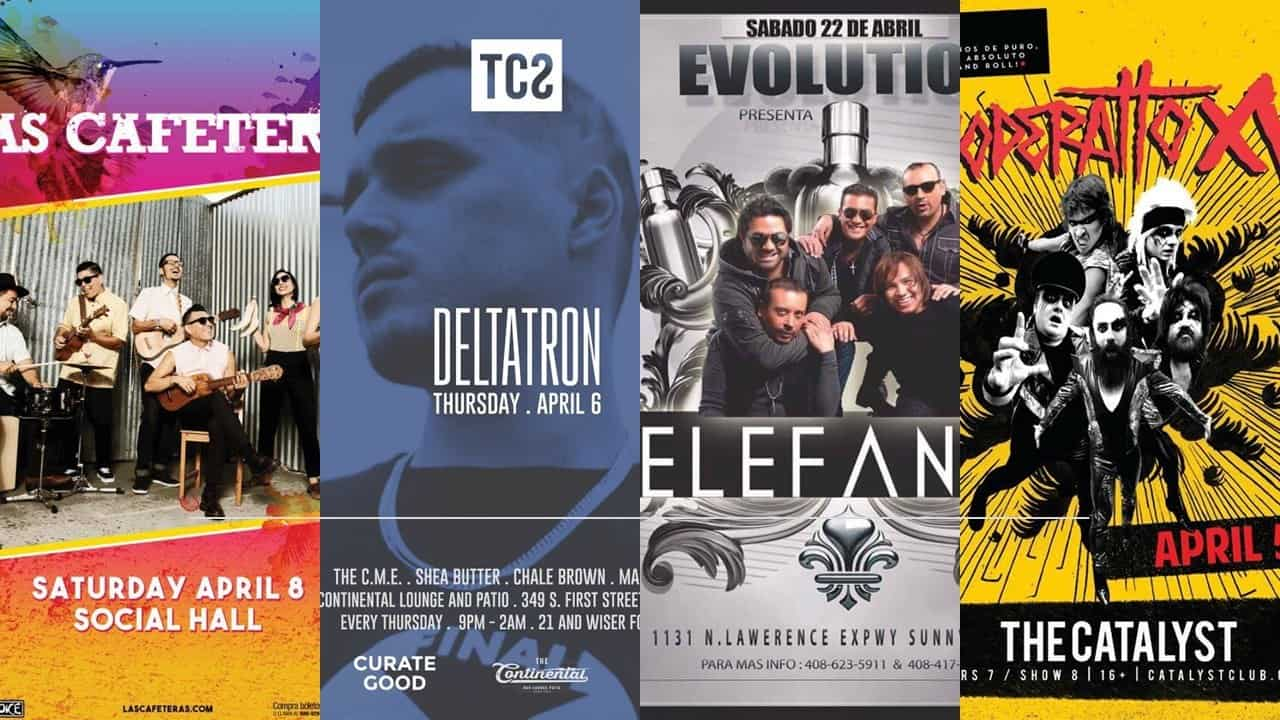 Alternativo's Musical Highlights: April Edition