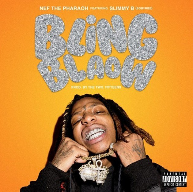 "Bay Area Stars, @NefthePharaoh & @NBSslimmyb Top Our Urban Charts With ""Bling Blaow"""