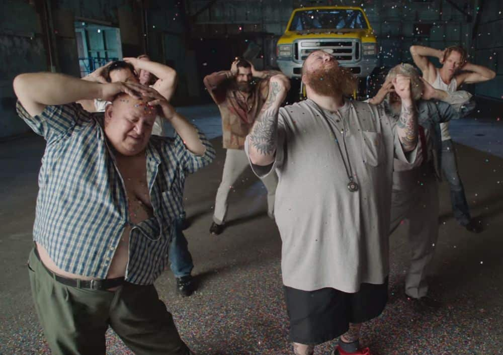 "Charismatic Vibes As @ActionBronson 's ""Let Me Breathe"" Produced By @HarryFraud Hits #1 On Urban Charts"
