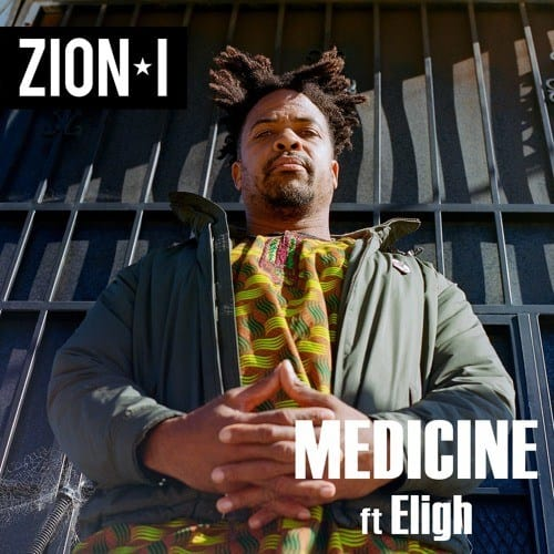 "Bay Area Legend @ZIONI Tops Urban Charts With @Eligh – Assisted, ""Medicine"""