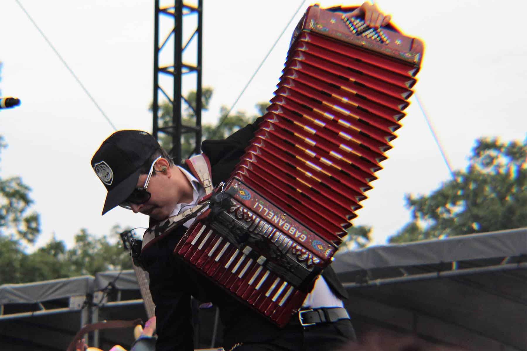 Recuerdos De Los Dells Music Festival